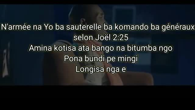 Prophet Joel Exceldist Ikwapa- Amina (English in description)