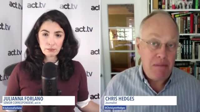 American Empire Collapse: It's About To Get Much Worse. Chris Hedges Joins