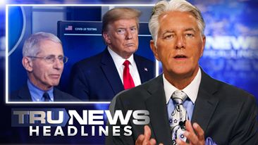 TruNews Headlines with Kerry Kinsey - October 12, 2020 -Fauci says he was tak...