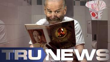 Deep State Diarrhea: Big Boss Biden Strong-Armed Percentage of Hunter's Chine...