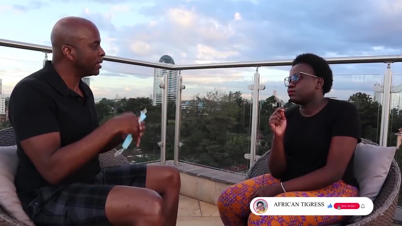 African Tigress talks on Why Africa is NOT Offering Much for Diaspora