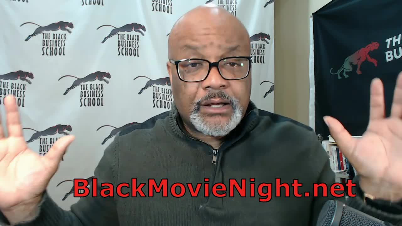 We need to create our own black hollywood - #BlackMovieNight