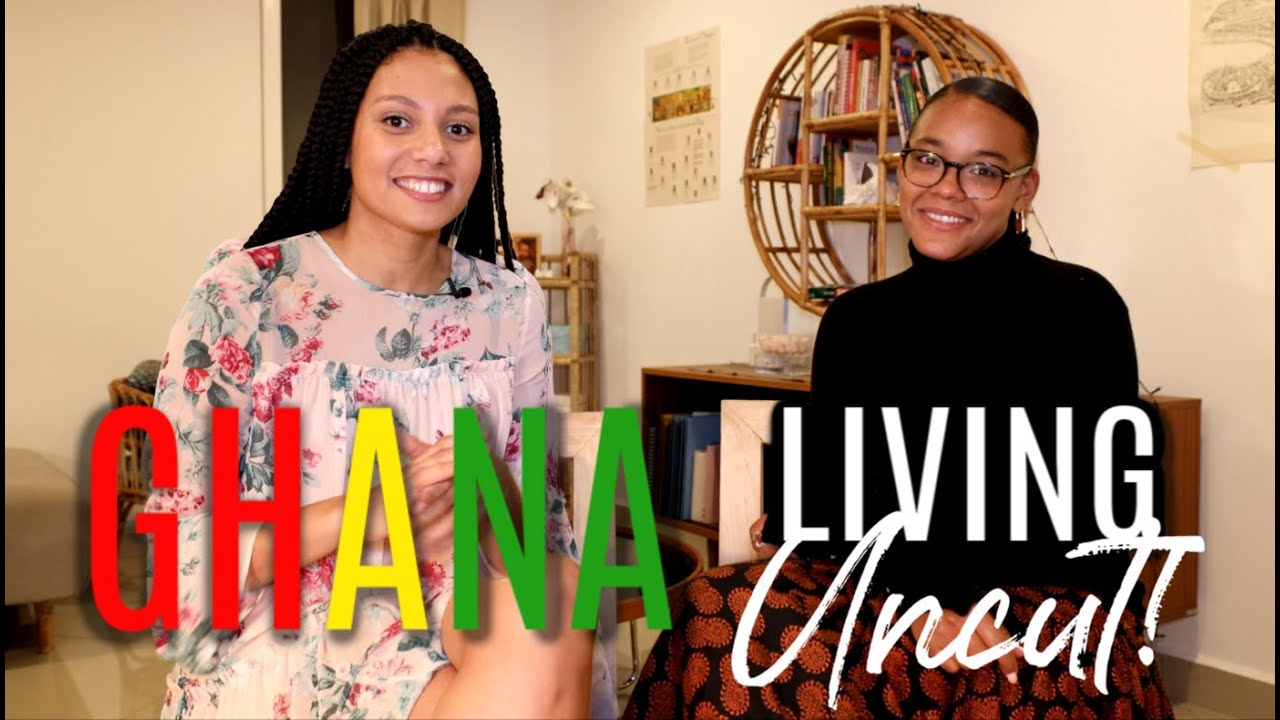 LIVING IN GHANA | COST OF LIVING, NANNY, SCHOOLS, CLASS SYSTEM | Can you be sustainable in Ghana?