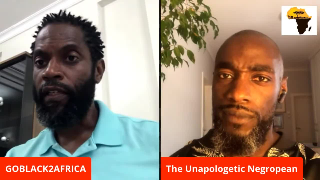 """Interview with Unapologetic Negropean """"I want to clear the air"""""""