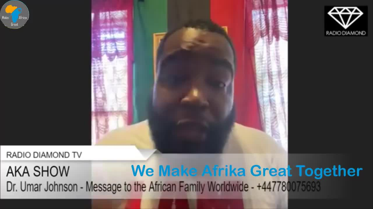 Dr Umar Johnson, Why China has MILITARY BASE in Africa, To take over AFRICA