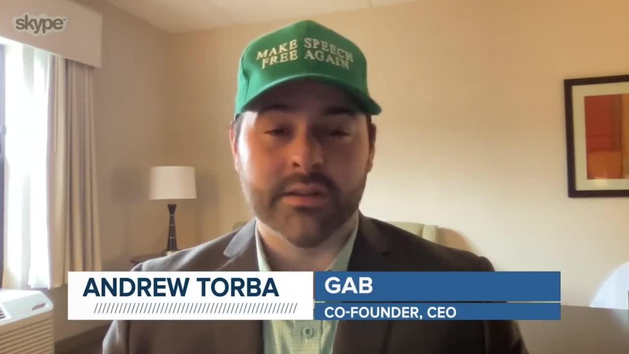 A lot has changed since Gab CEO was last on TruNews. Andrew Torba shares why ...