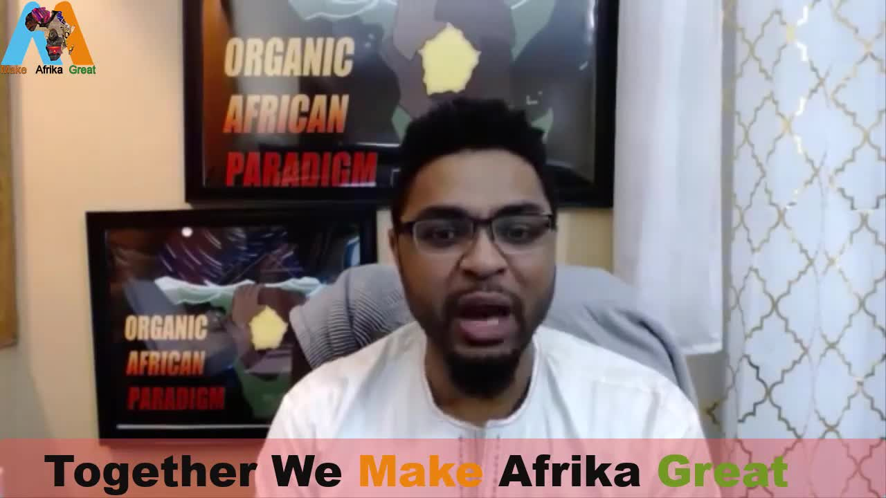 Please Watch and Share, Why Afrika don't see what we  have,