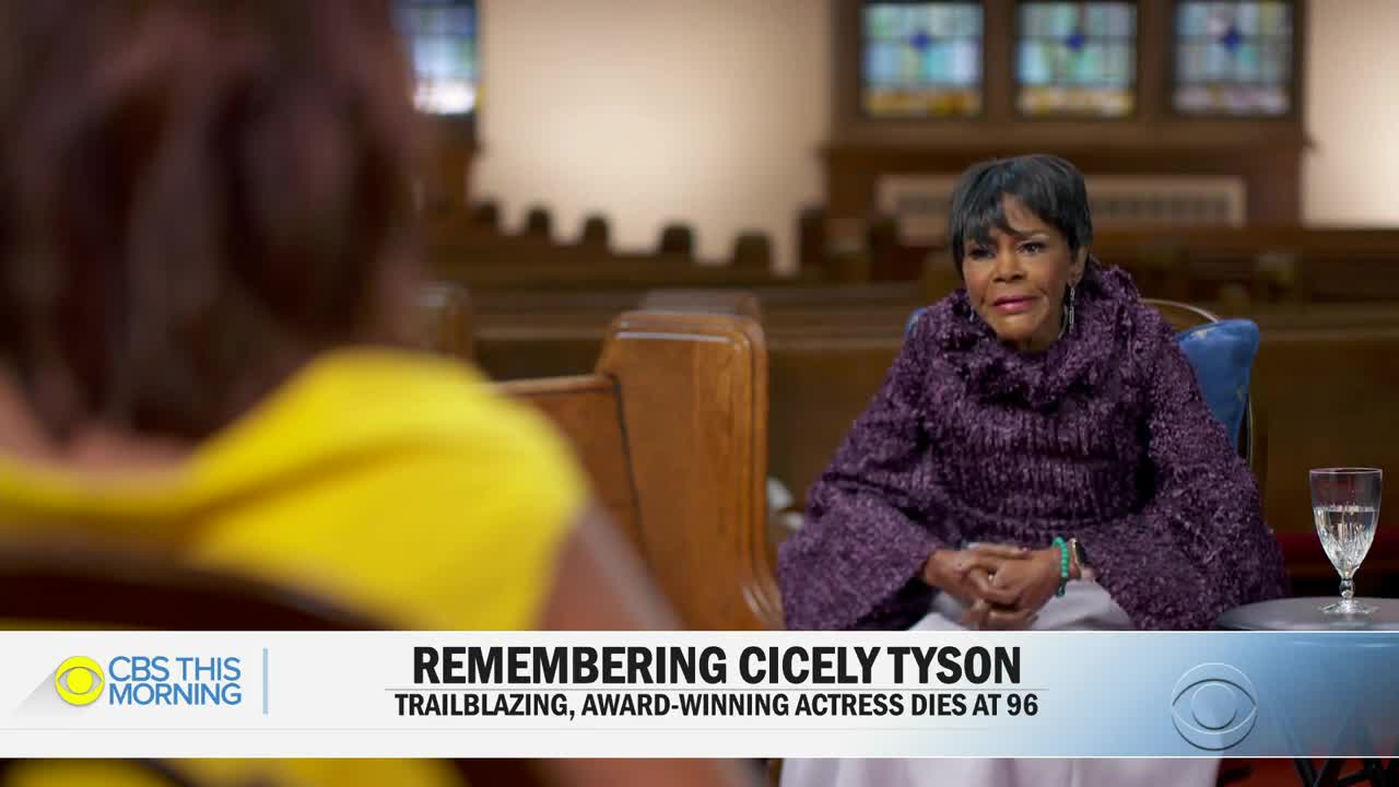 Trailblazing actress Cicely Tyson dead at 96, days after releasing new memoir Just as I Am