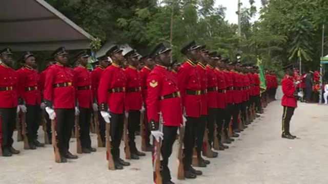 LIVE: President Magufuli's state burial underway in Chato