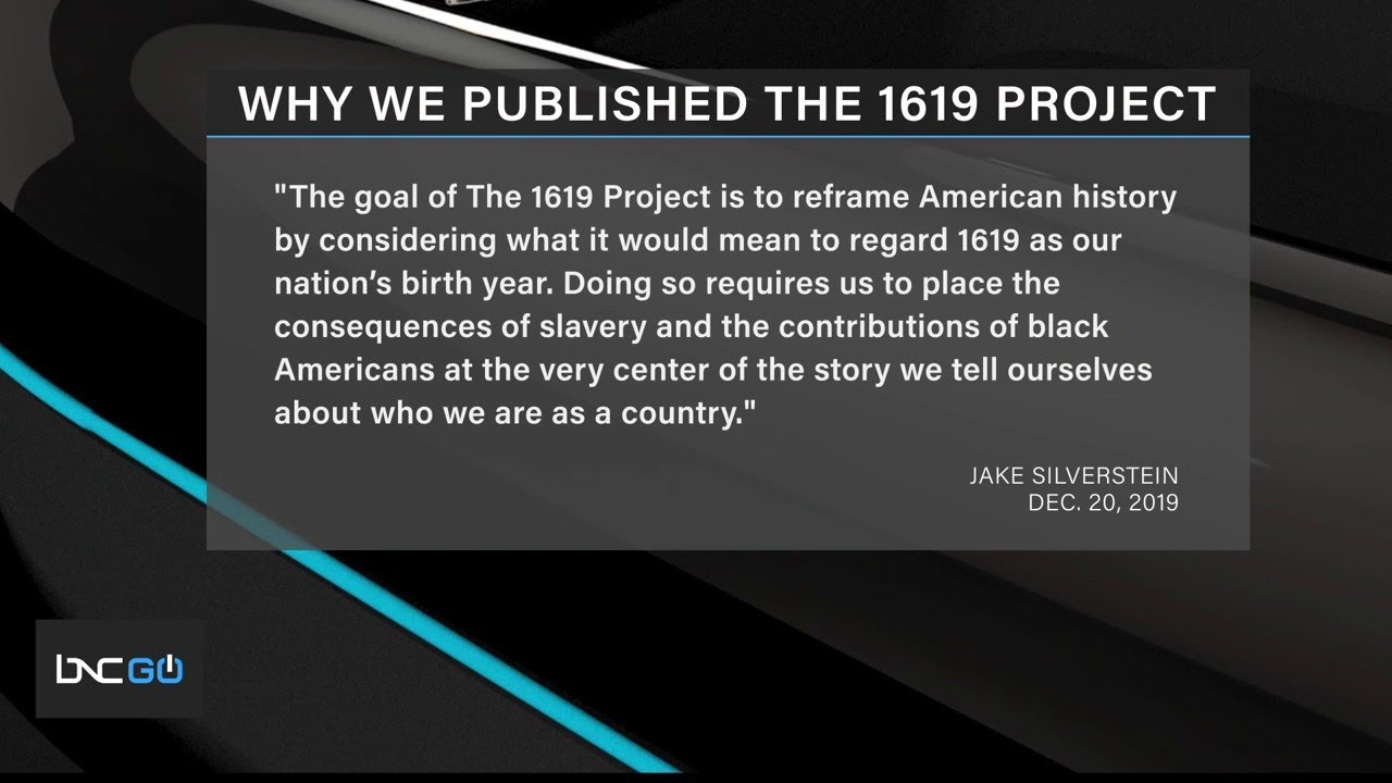 Historians Discuss 'The 1619 Project,' Centering Slavery as Foundation of US