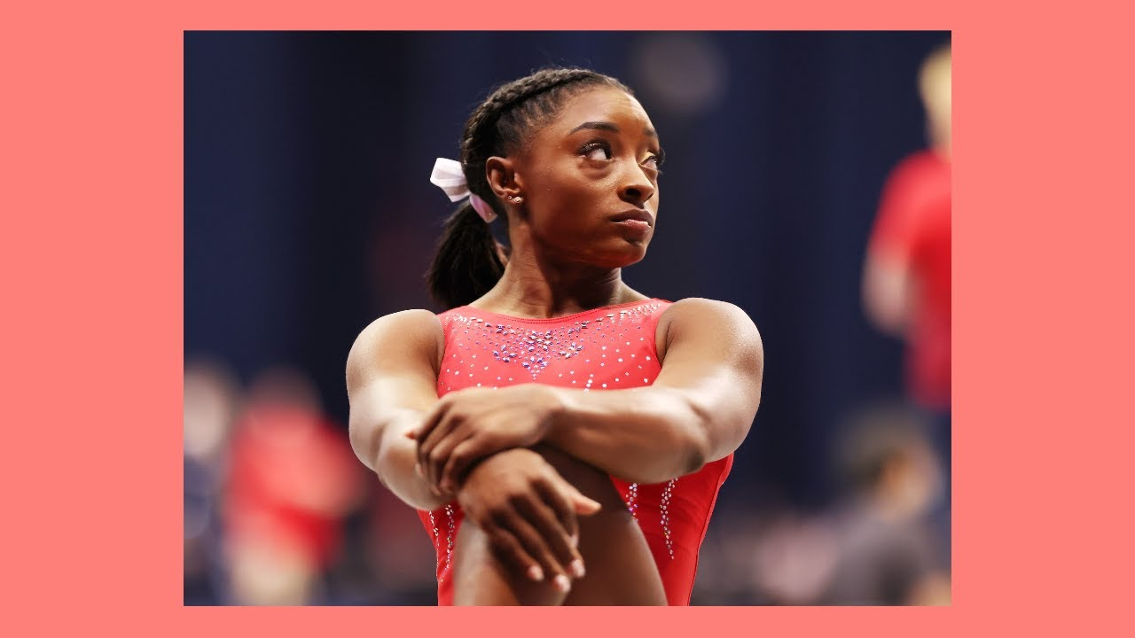 Simone Biles Pulls Out of Olympics - Good for Her!