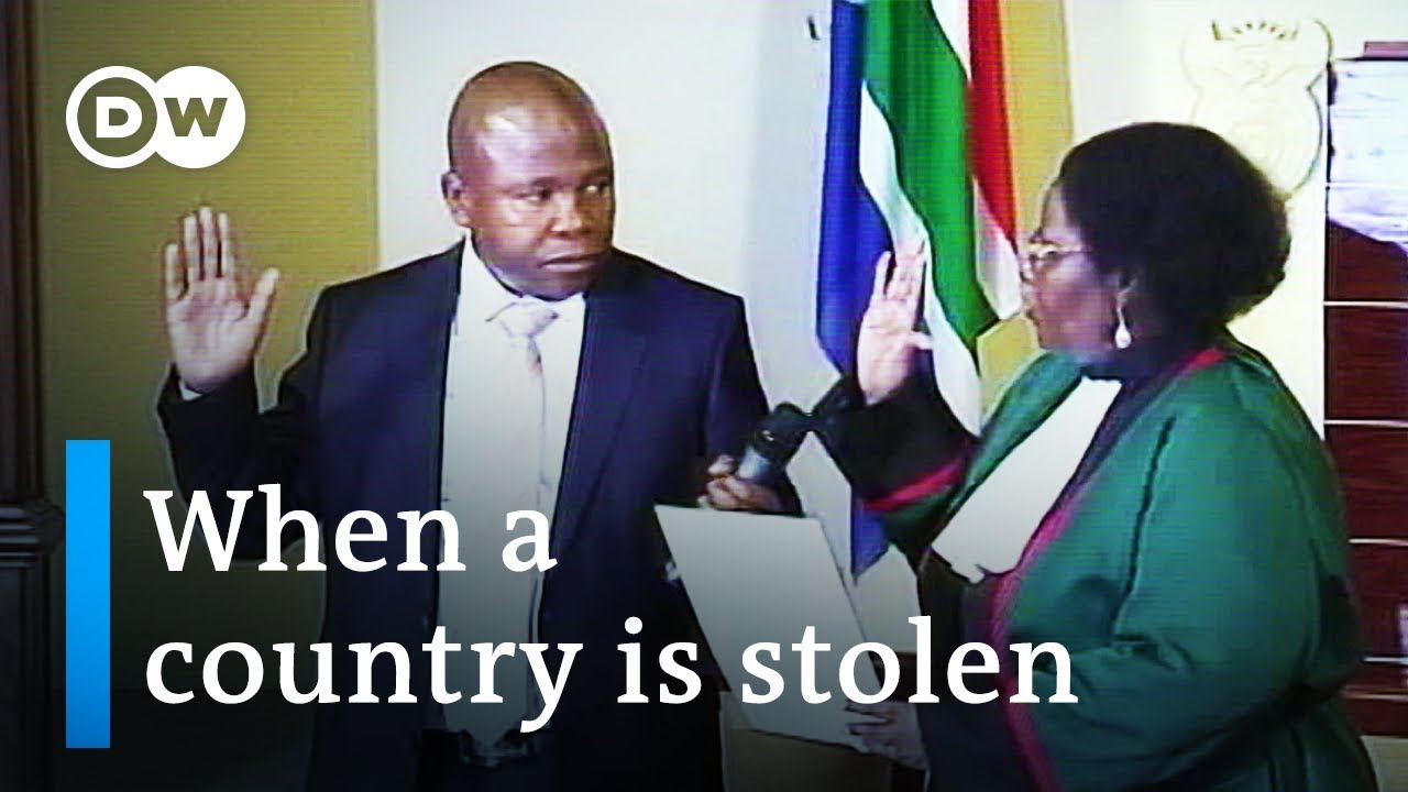 Corruption in South Africa | DW Documentary